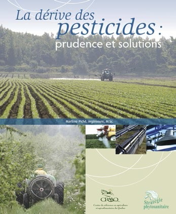 La dérive des pesticides : prudence et solution